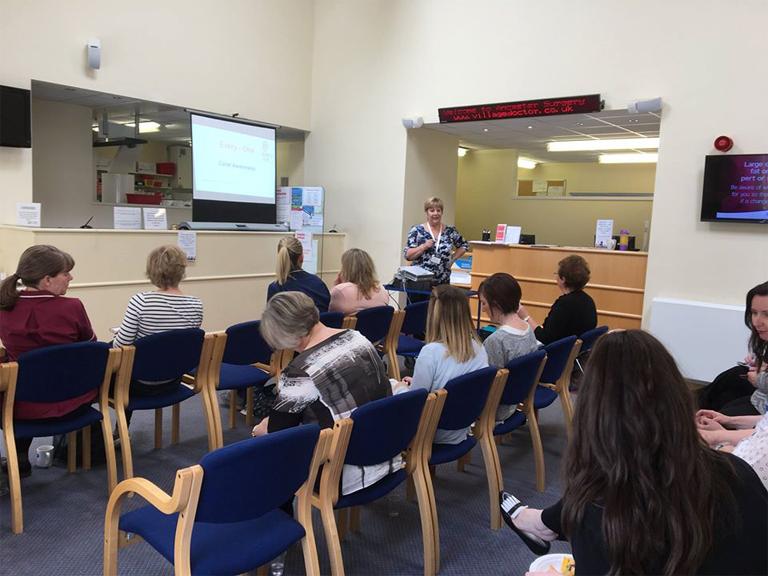 Carer Awareness Training