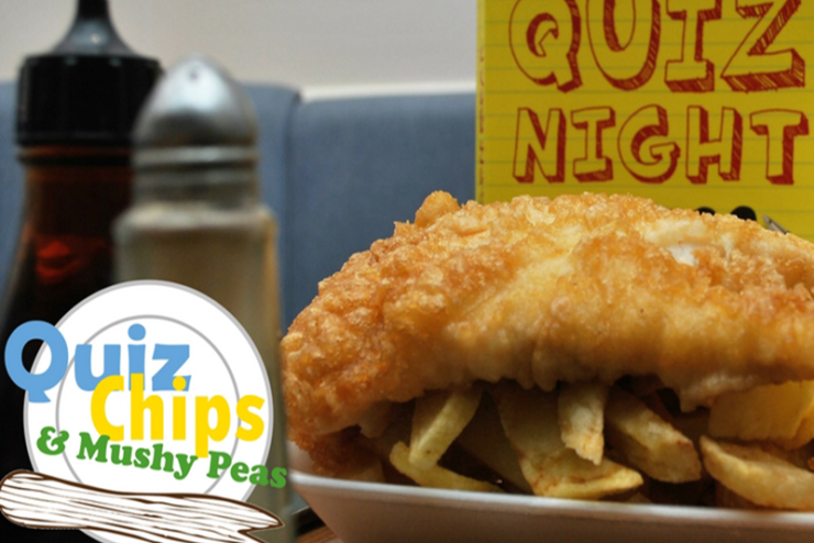 Quiz, Chips & Mushy Peas Returns!