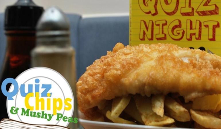Quiz, Chips & Mushy Peas Returns!