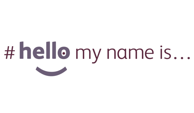 Hello, my name is …