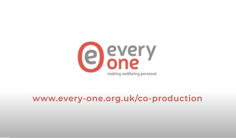 Co-production – get involved