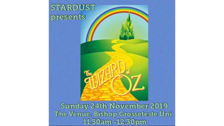 Stardust presents… The Wizard of Oz