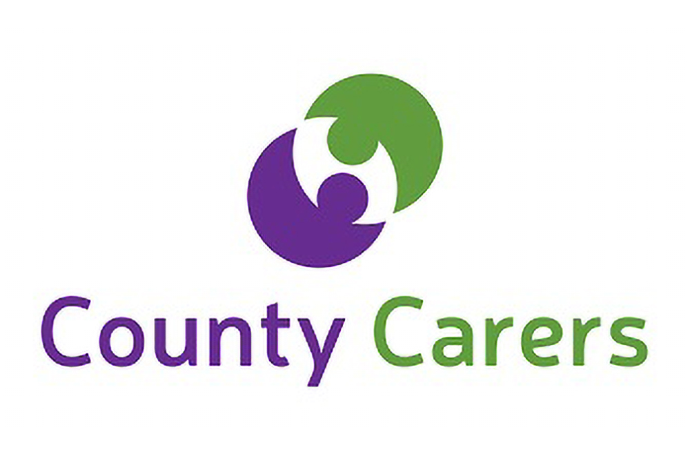 County Carers logo