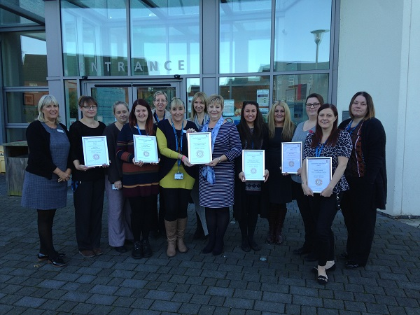 LPFT awarded Carers Quality Award