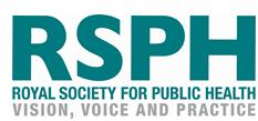 RSPH logo: Royal Society for Public Health