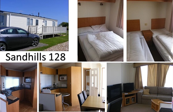 Short Break Caravan: Sandhills 128