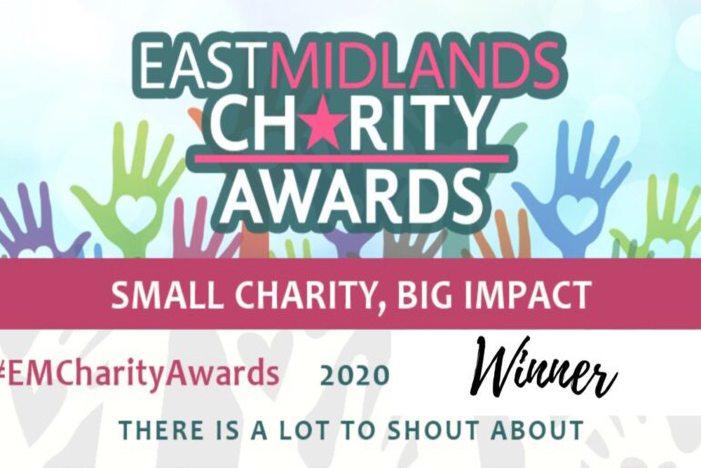 East Midlands Charity Awards image