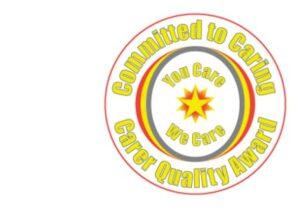 Carers Quality Award Logo