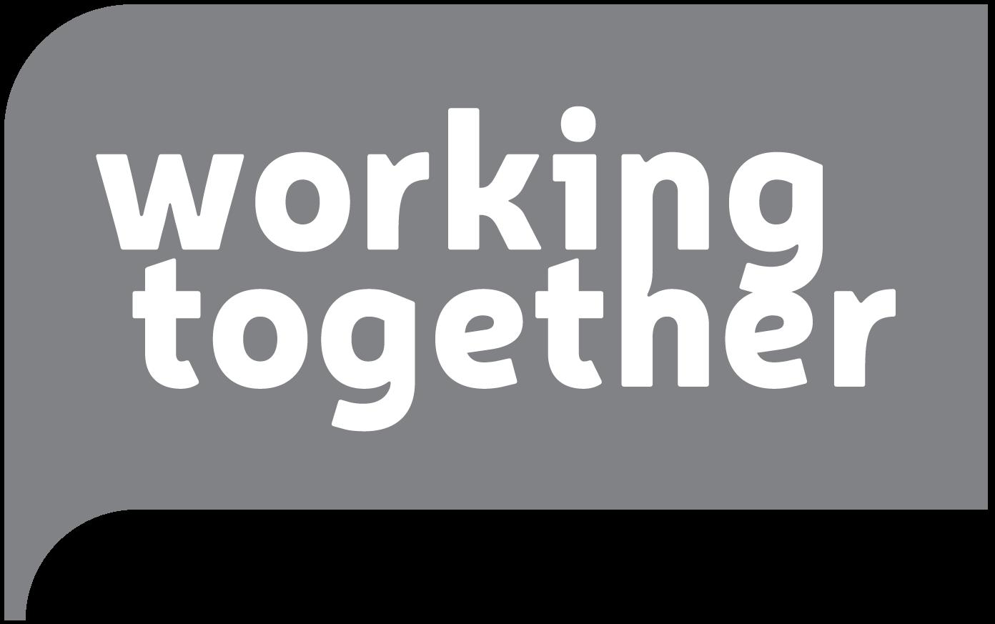 Logo: Working Together