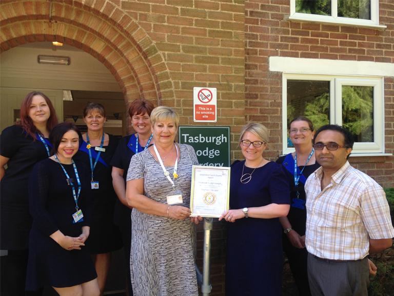 Tasburgh Lodge CQA presentation