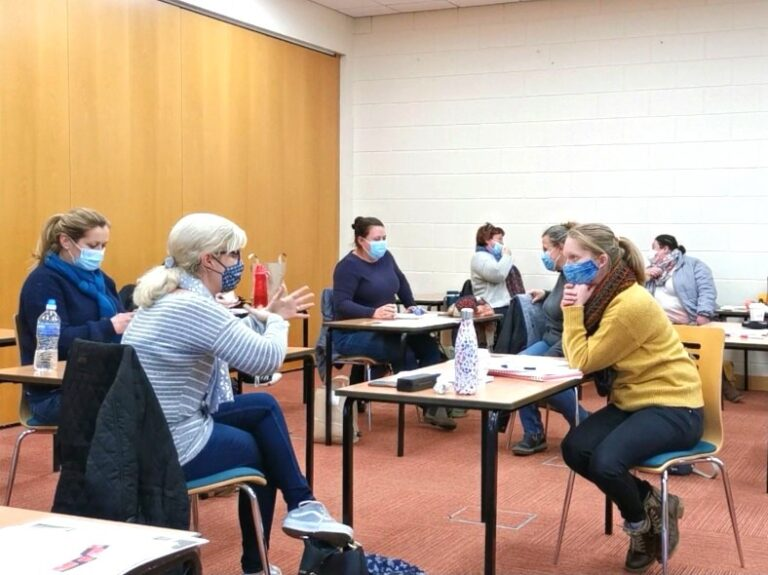 Carer Awareness Training At Bishop Grosseteste University